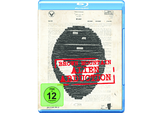 Alien Abduction - (Blu-ray)