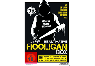 Die Ultimative Hooligan Box - (DVD)