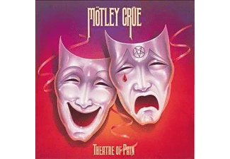 Mötley Crüe - Theatre Of Pain (CD)