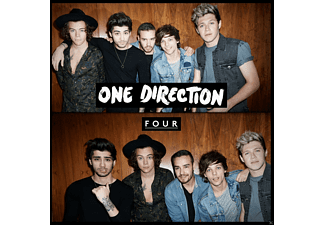 One Direction - Four - Exkluzív Media Markt kiadás! (CD)