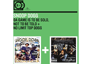 Snoop Dogg - 2 For 1: The Game Is To Be Sold, Not.../Top Dogg - (CD)