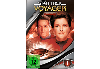 Star Trek: Voyager - Staffel 1 - (DVD)