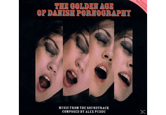 Alex Puddu - The Golden Age Of Danish Pornography - (CD)