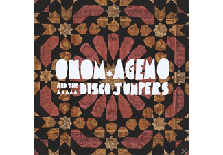Onom Agemo, The Disco Jumpers - Cranes And Carpets - (LP + Download)