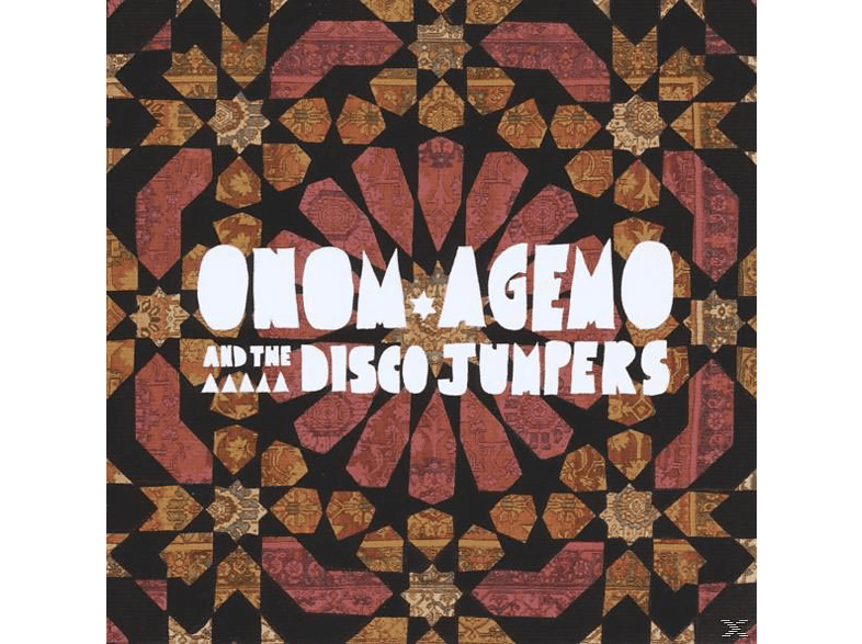 Onom Agemo, The Disco Jumpers - Cranes And Carpets [LP + Download]