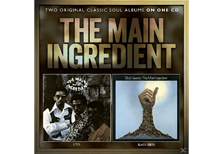 The Main Ingredient - L.T.D./Black Seeds - (CD)