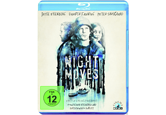 Night Moves - (Blu-ray)