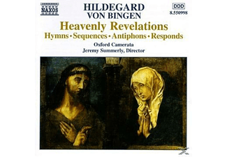 Jeremy Summerly, Oxford Camerata - Heavenly Revelations - (CD)