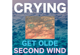 Crying - Get Olde / Second Wind - (CD)