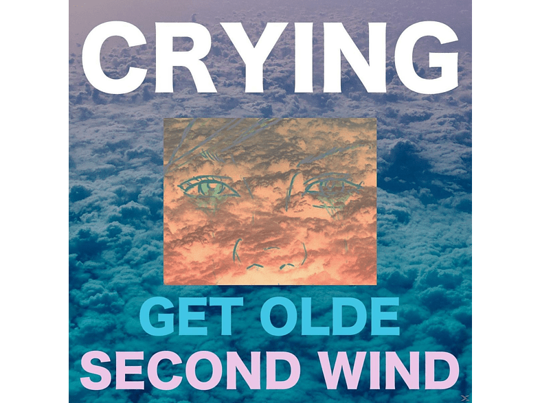 Crying - Get Olde / Second Wind [CD]