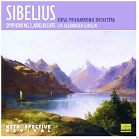 Royal Philharmonic Orchestra - Sibelius: Symphony No. 2 - Karelia Suite [CD]