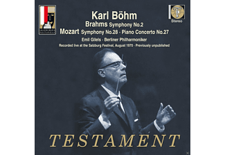 Emil Gilels, Berliner Philharmoniker - Testament - (CD)