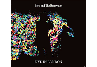 Echo & The Bunnymen - Live In London - (CD)