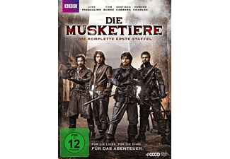 DIE MUSKETIERE 1.STAFFEL - (DVD)