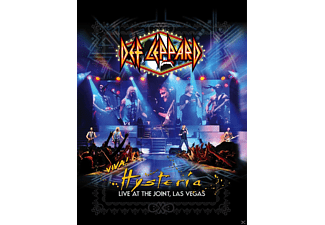 Def Leppard - Viva! Hysteria - Live At The Joint, Las Vegas - (DVD)