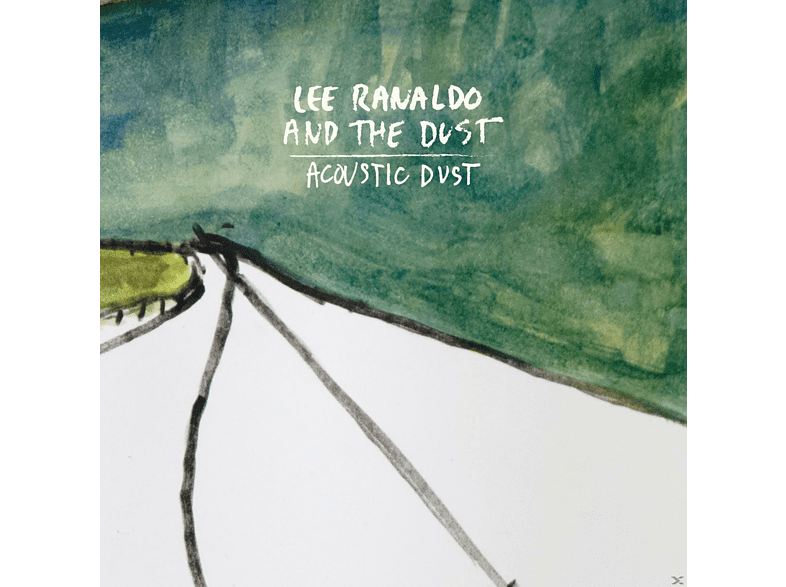 Lee -and The Dust- Ranaldo - Acoustic Dust [CD]