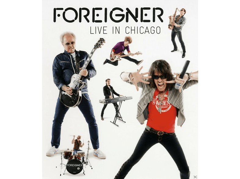 Foreigner - Live In Chicago [Blu-ray]