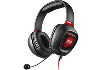 CREATIVE, 70GH022000003, SB Tactic3D RAGE V2.0, Gaming-Headset, Schwarz