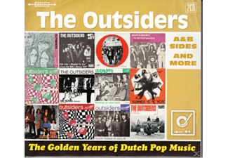 The Outsiders - The Golden Years Of Dutch Pop Music | CD