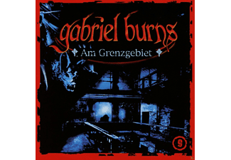 Gabriel Burns 09: Am Grenzgebiet - 1 CD - Horror
