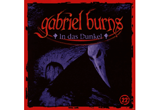 Gabriel Burns 22: In das Dunkel - 1 CD - Horror