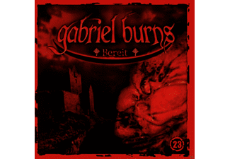 Gabriel Burns 23: Bereit - 1 CD - Horror