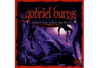 Gabriel Burns 25: ...dem Winter folgte der Herbst - 1 CD - Horror