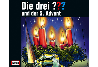 SONY MUSIC ENTERTAINMENT (GER) Die drei ??? und der 5. Advent