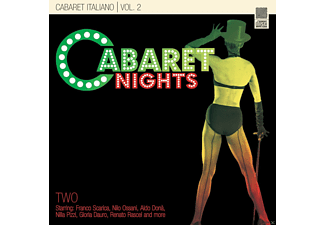 VARIOUS - Cabaret Nights Italiano Vol.2 - (CD)