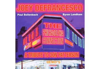 Joey DeFrancesco - The Philadelphia Connection - (CD)