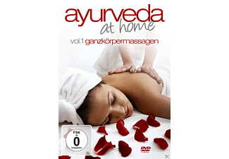 Ayurveda At Home Vol. 1 - Ganzkörpermassagen - (DVD)