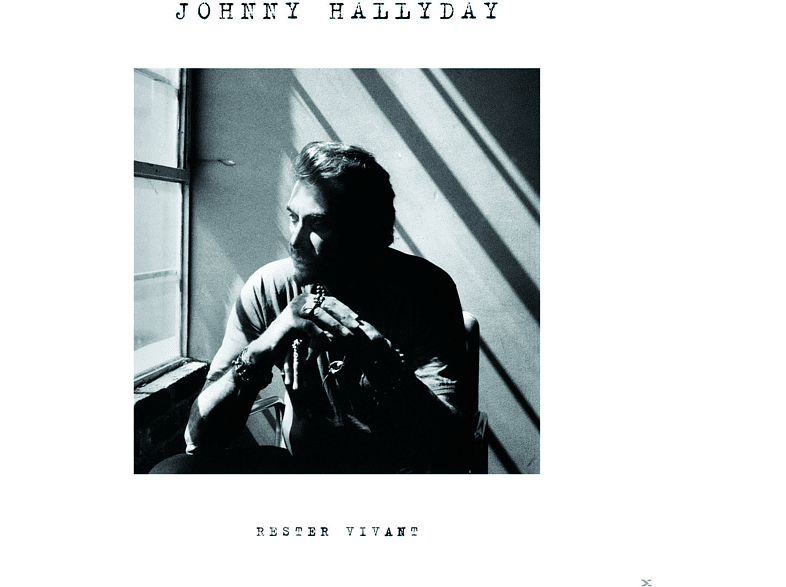 Johnny Hallyday - Rester Vivant [CD]
