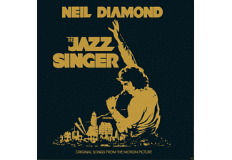 Neil Diamond - The Jazz Singer - (CD)