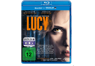 Lucy - (Blu-ray)