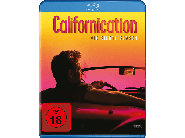 Californication – Staffel 7 [Blu-ray]