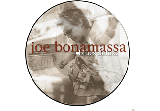 Joe Bonamassa - Blues Deluxe (Picture Disc) - (Vinyl)