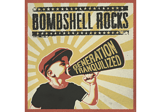 Bombshell Rocks - Generation Tranquilized (Ltd.Oxblood Coloured Vinyl) - (Vinyl)