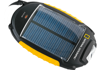 NATIONAL GEOGRAPHIC 4-in-1 Solar Ladegerät
