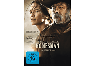 The Homesman - (DVD)