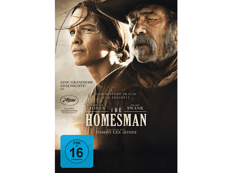 The Homesman [DVD]