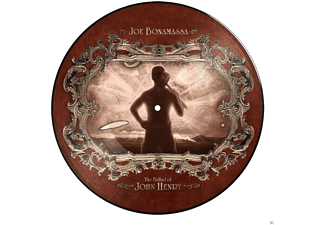 Joe Bonamassa - The Ballad Of John Henry (Picture Disc) - (Vinyl)