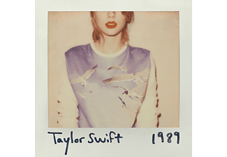 Taylor Swift - 1989 (Jewel Box) - (CD)