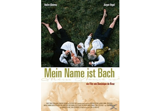 Mein Name ist Bach - (DVD)