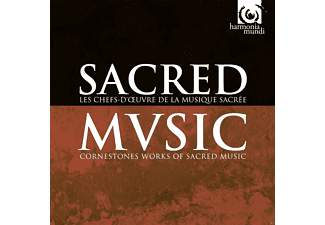 VARIOUS, Various Orchestras - Sacred Music - (CD)