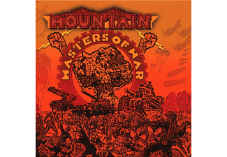 Mountain - Masters Of War - (CD)