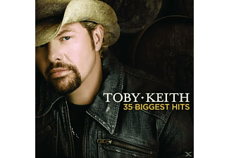 Toby Keith - 35 Biggest Hits - (CD)