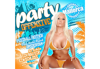 VARIOUS - Party Offensive: Mallorca Edition - (CD)