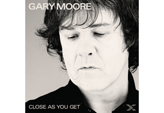 Gary Moore - Close As You Get - (CD)