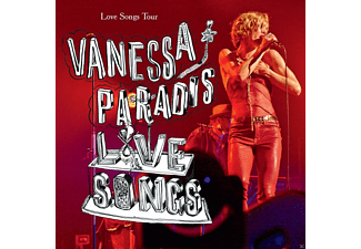 Vanessa Paradis - Love Songs Tour - (CD)