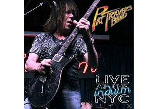 Pat Travers Band - Live At The Iridium Nyc - (CD)